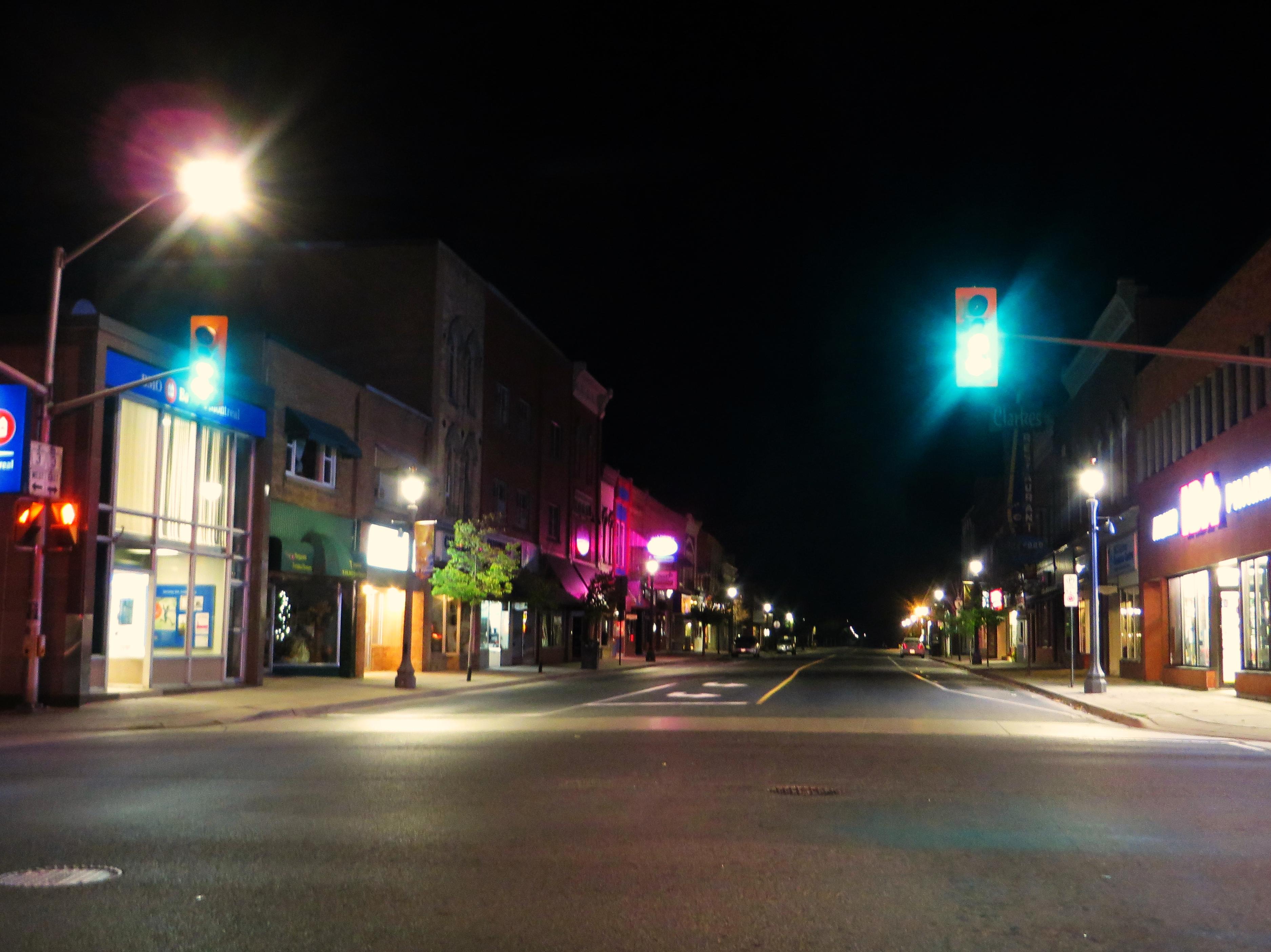 Downtown Glencoe