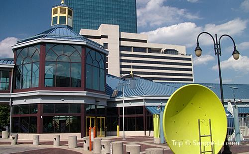 Center of Science and Industry (COSI)