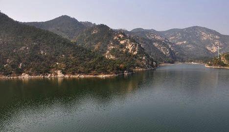 国家4A级风景区说不上特别特别的美丽,但是也是一个相当不错的