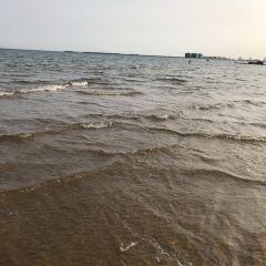 시다이허시 해수욕장 여행 사진