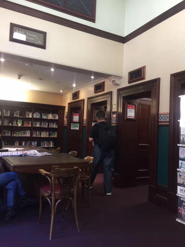 Haymarket Library