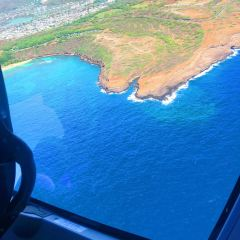 Blue Hawaiian Helicopters - Hilo 여행 사진