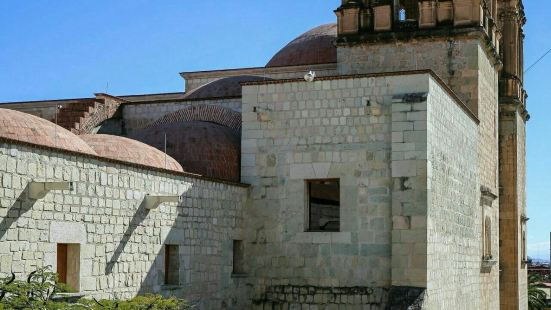 瓦哈卡文化博物馆是当地最著名的博物馆,这里是一栋有着500多