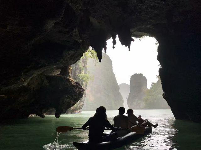 Koh Panyi (Floating Muslim Village)