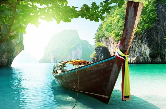 Select the Best Islands in Krabi, Enjoy the Sceneries in Paradise