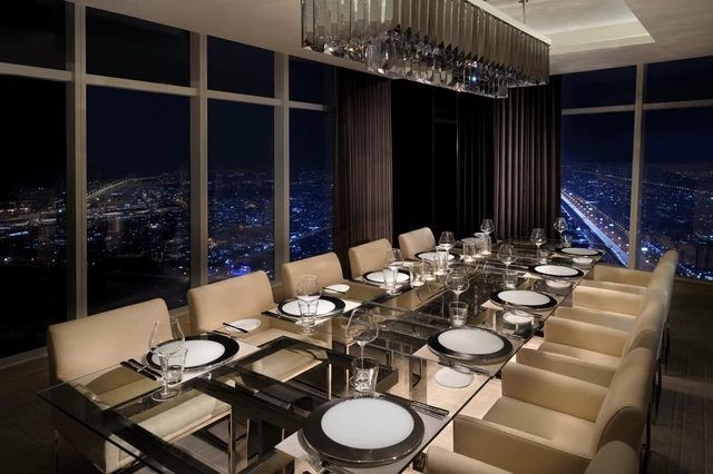 Unforgettable Dining Experiences in Dubai