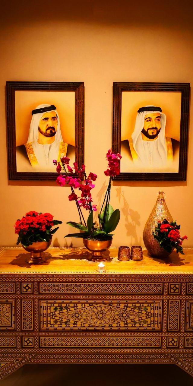 杜拜酋長皇宮