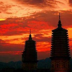 베이전 쌍탑 여행 사진
