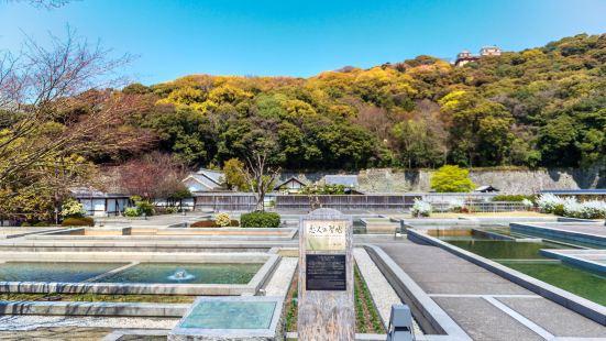 Matsuyama Castle Ninomaru Historical Site Garden