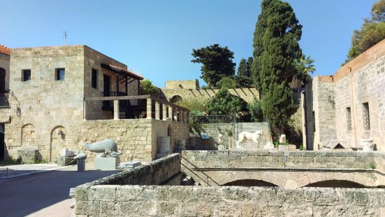 羅德島考古博物館