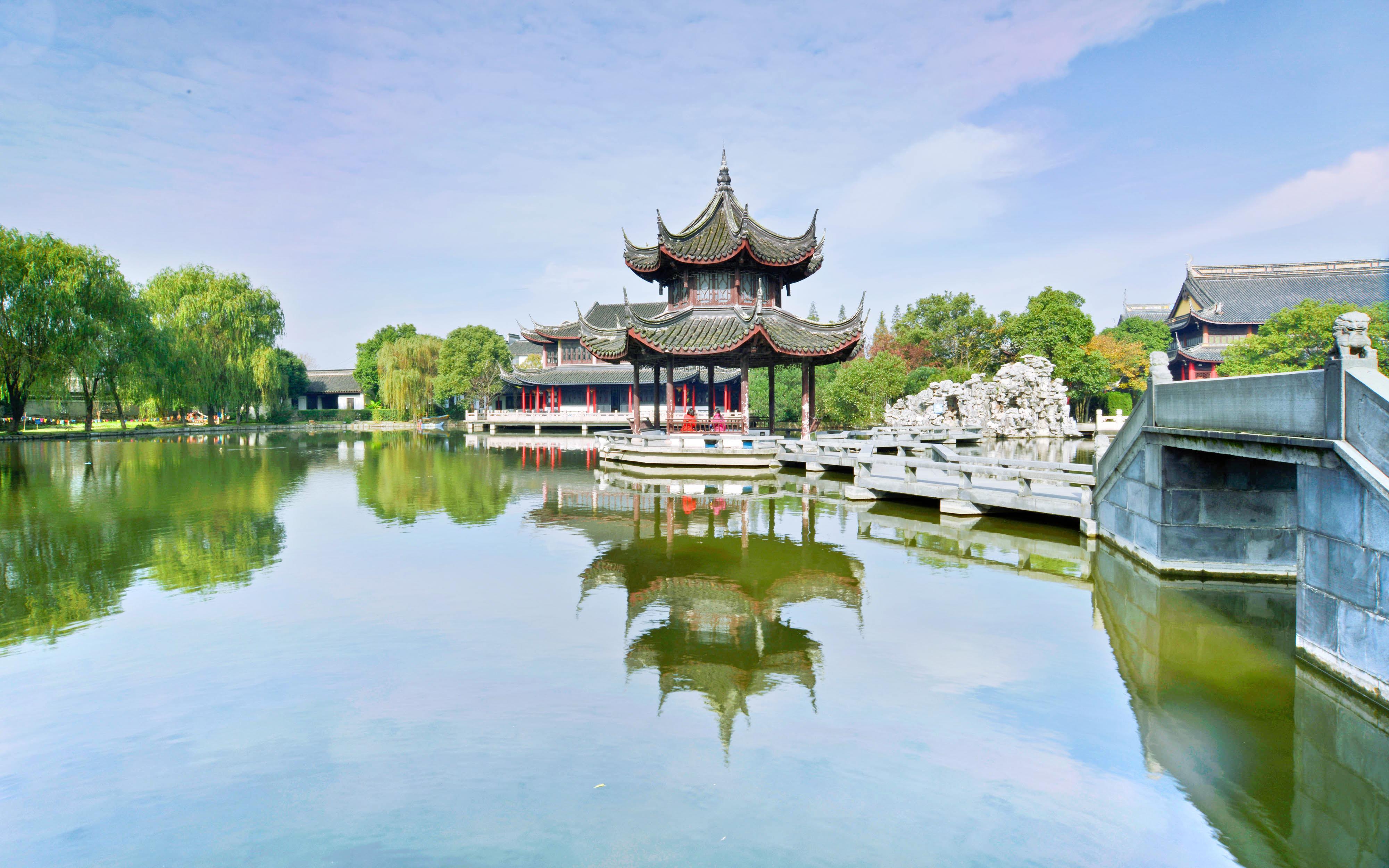 Nanhu Qiuyue Garden