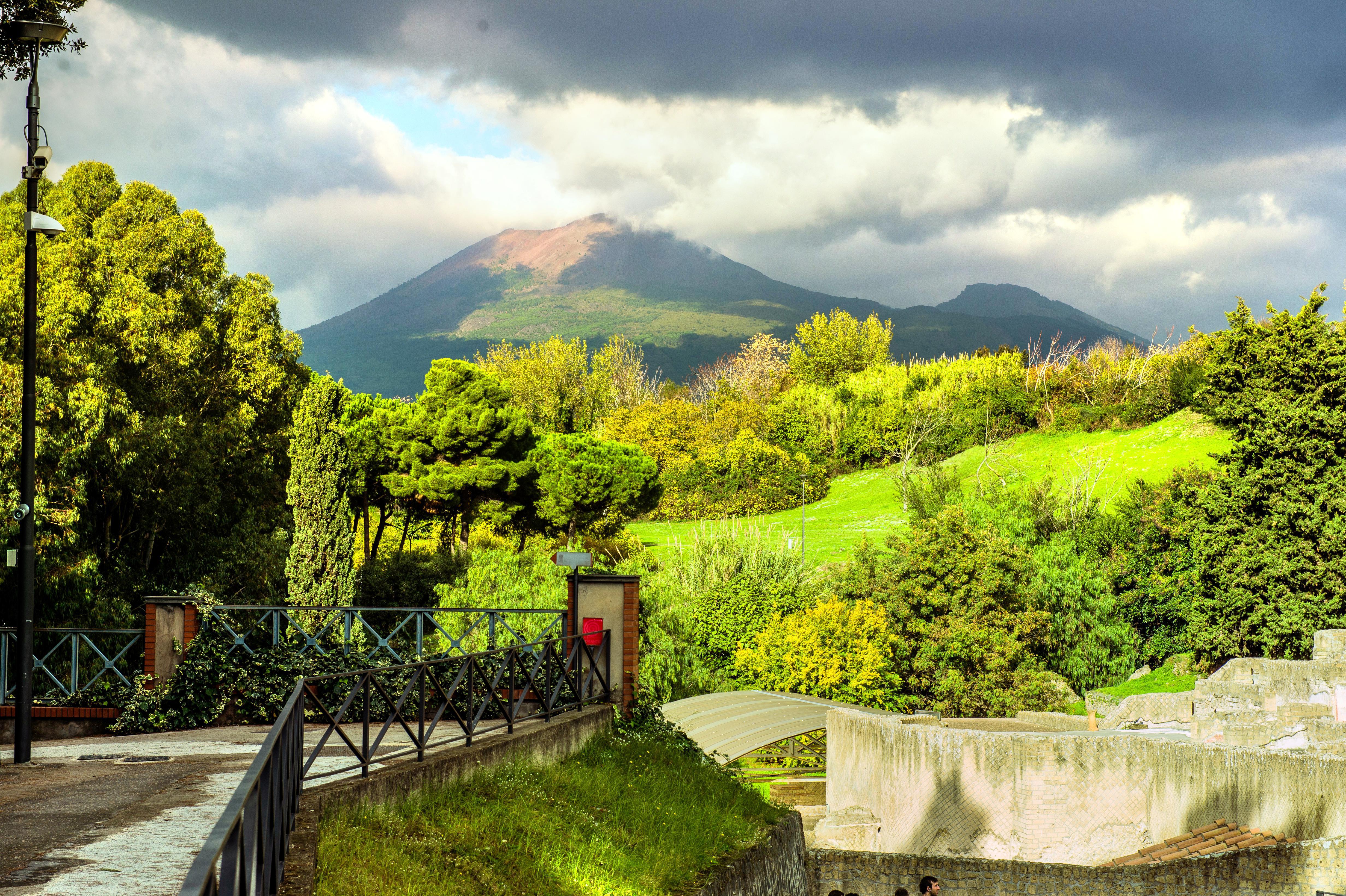維蘇威火山