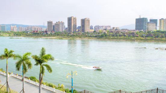 西雙版納濱江公園