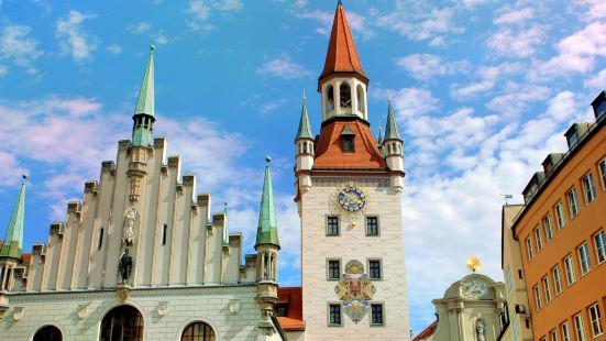 慕尼黑舊市政廳