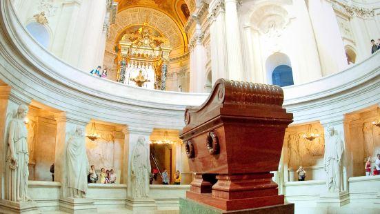 拿破崙墓穴