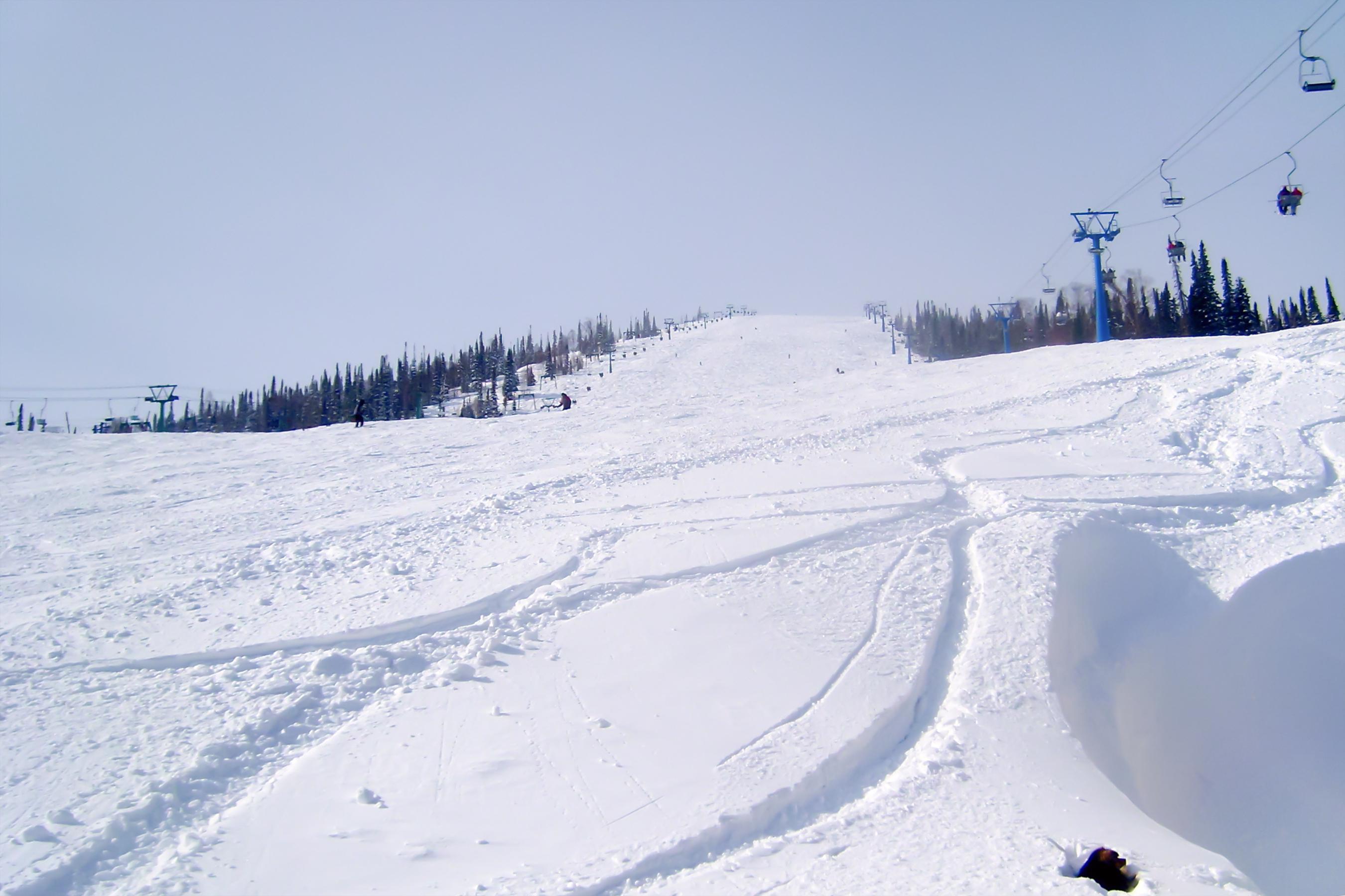弓長嶺溫泉滑雪場