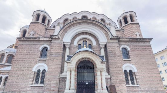 Sveti Sedmochislenitsi 教堂