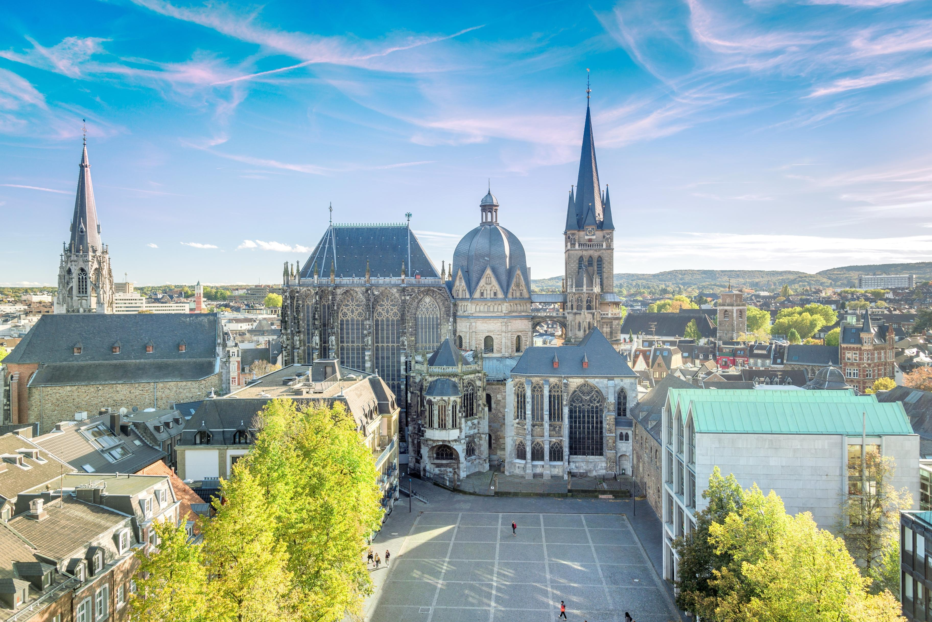 Aachen Cathedral (Dom)