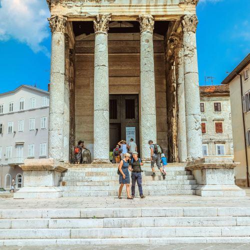 Temple Of Augustus
