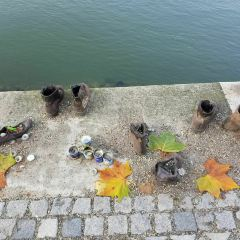 Shoes on the Danube Bank User Photo