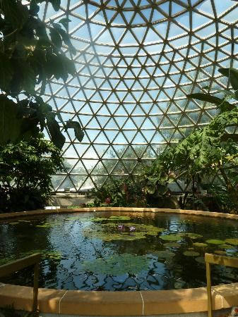 브리즈번 식물원