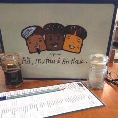 Ali, Muthu & Ah Hock(Kuala Lumpur) User Photo