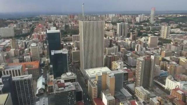 Top of Africa