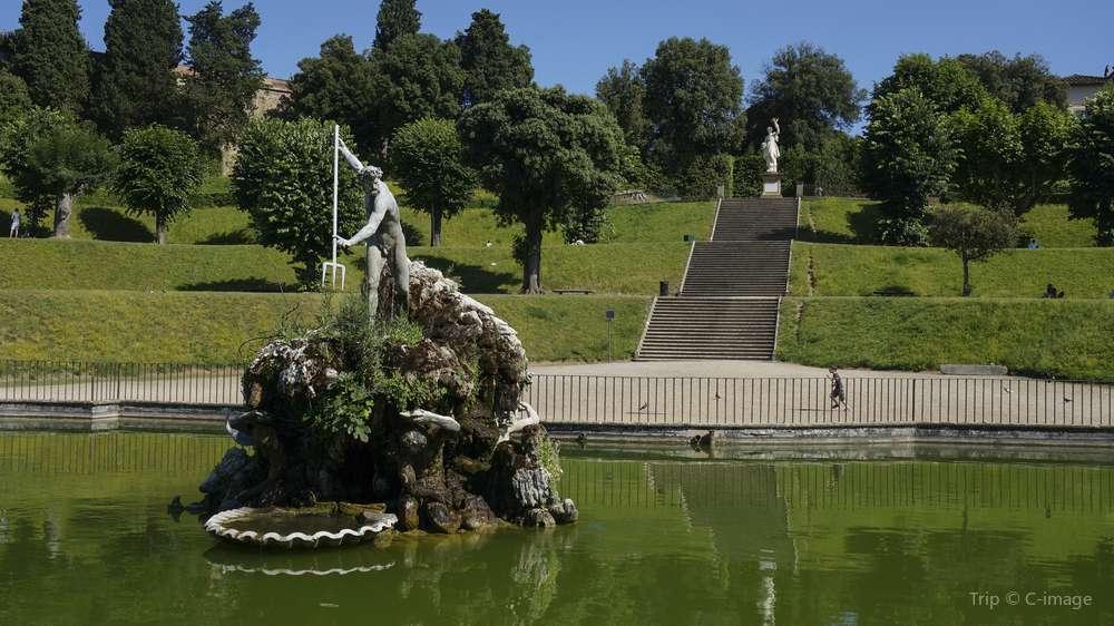 Skip-the-line Ticket for Boboli Gardens, Porcelain Museum and Bardini Gardens