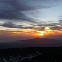 마우나케아 산 여행 사진