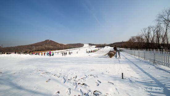 勞動公園冰雪樂園