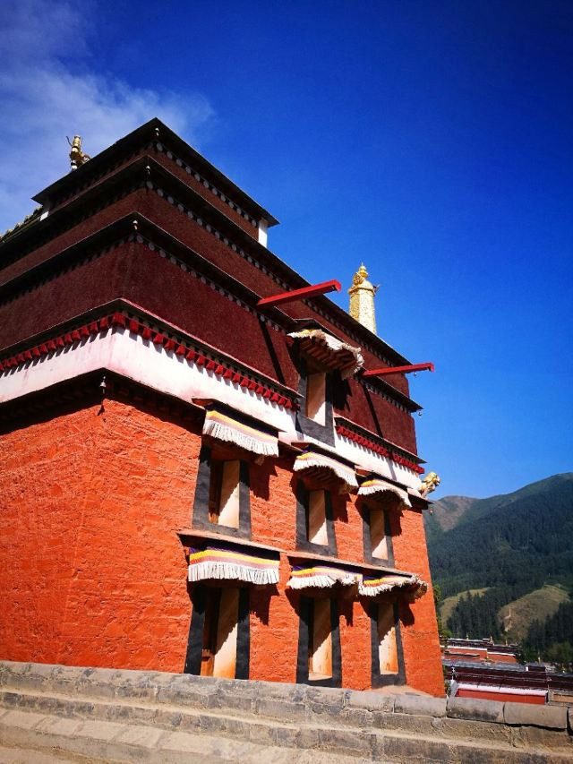 Red Religion Temple