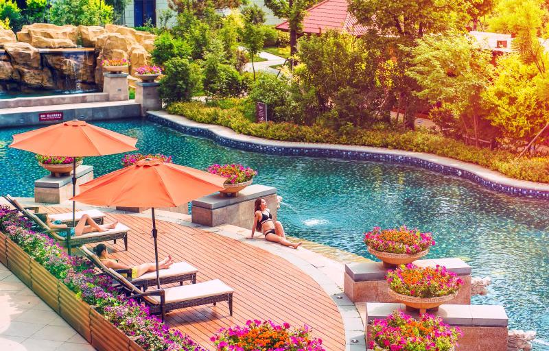 荣和心苑温泉(阿尔卡迪亚滨海度假酒店)