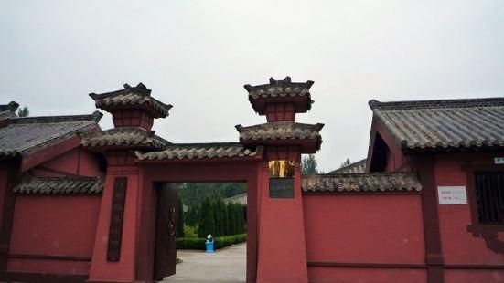 沂南北寨漢墓博物館