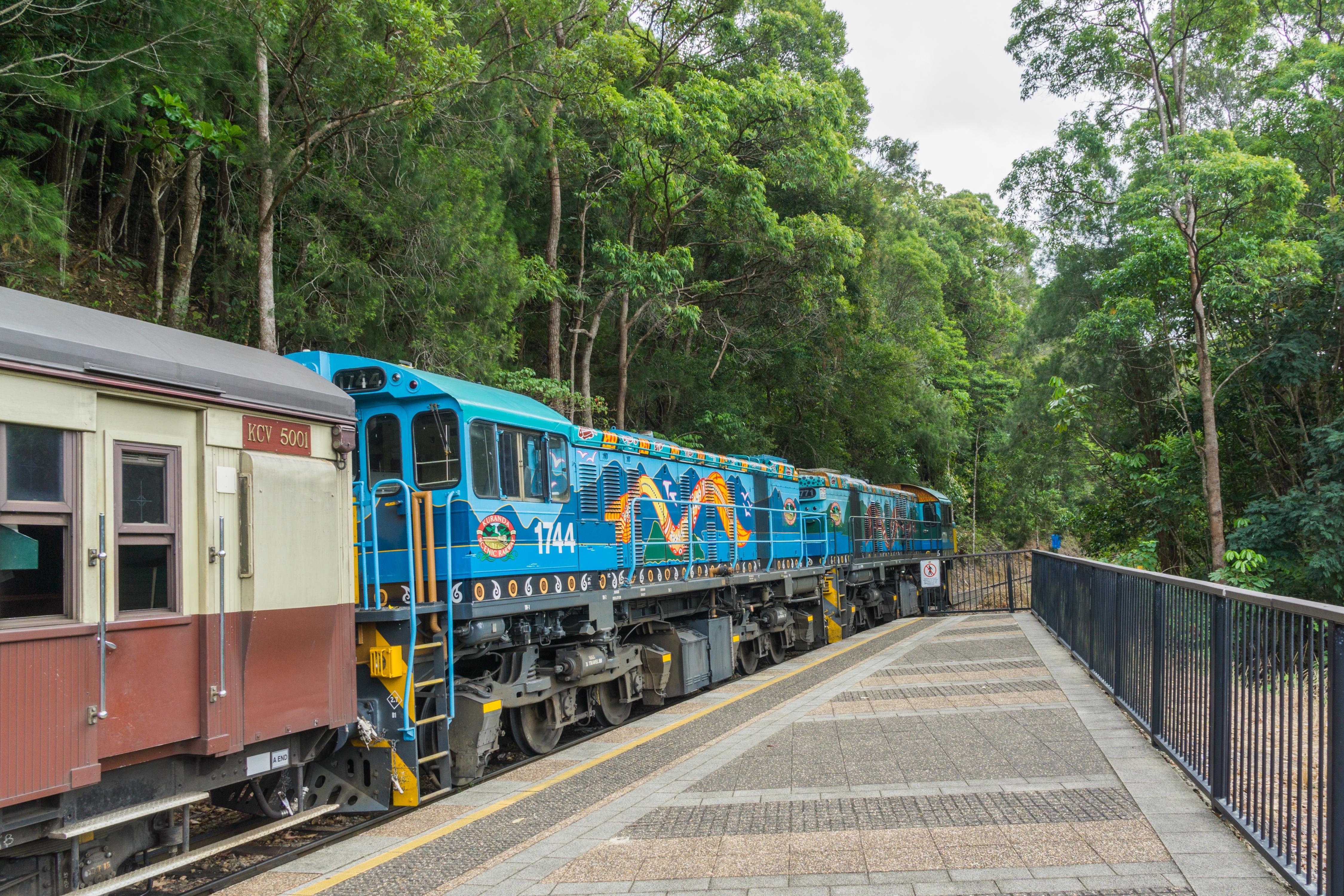 庫蘭達小火車