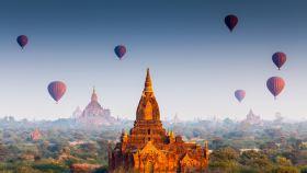 Religious Sites in Bagan