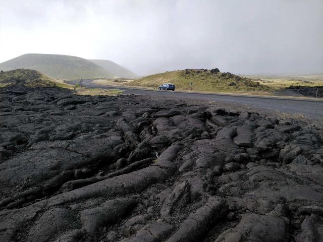 Saddle Road