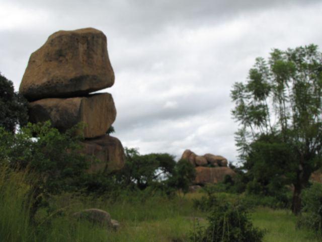 Chiremba Balancing Rocks