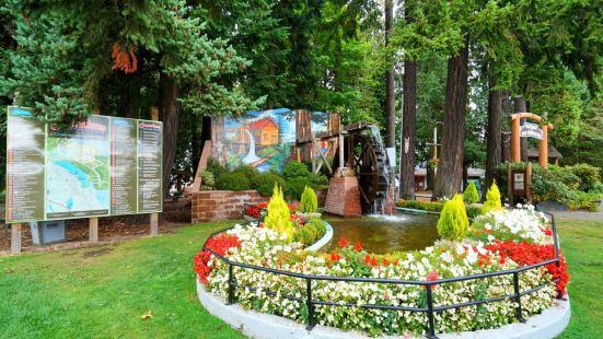 壁畫小鎮茜美納斯
