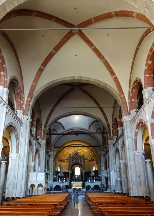 聖安布洛喬教堂