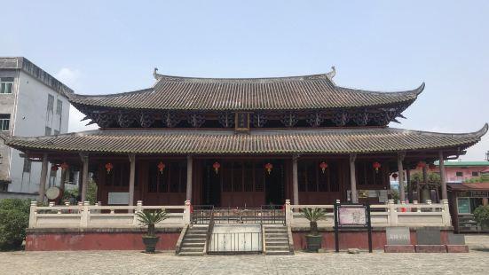 对于比较喜欢历史的,还是一个不错的地方,怎么说也是千年古邑。