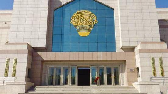 臨夏州博物館