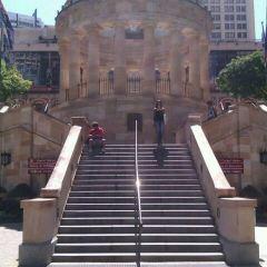 澳新軍團廣場用戶圖片