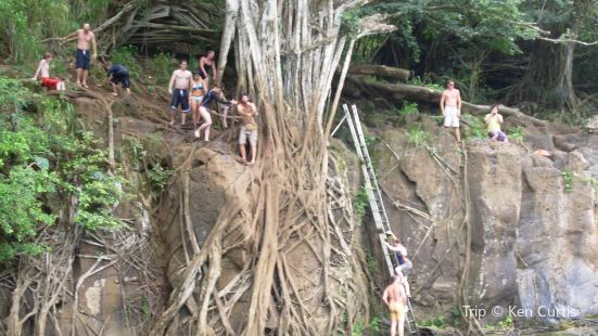 Kipu Falls -- CLOSED