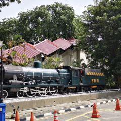 쿠알라룸푸르 국립박물관 무료 방문객 안내 센터 여행 사진