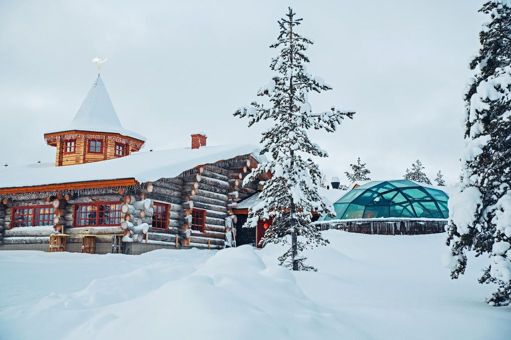 Top 10 Best Ice Hotels in the World