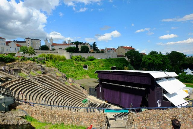 리옹 로마대극장