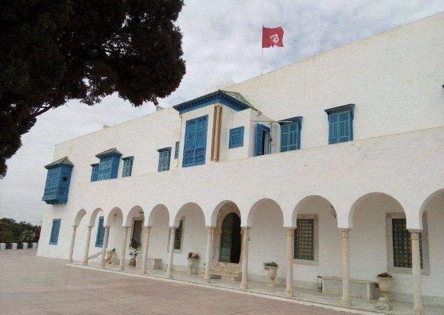 Dar Nejma Ezzahra 宮殿