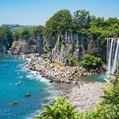Jeongbang Waterfall User Photo