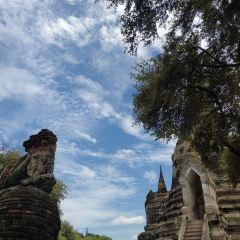 차이와타나람 사원 여행 사진
