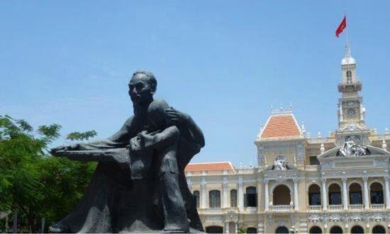 호찌민 광장